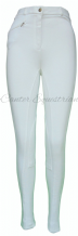 Canter Childrens White Jodhpurs